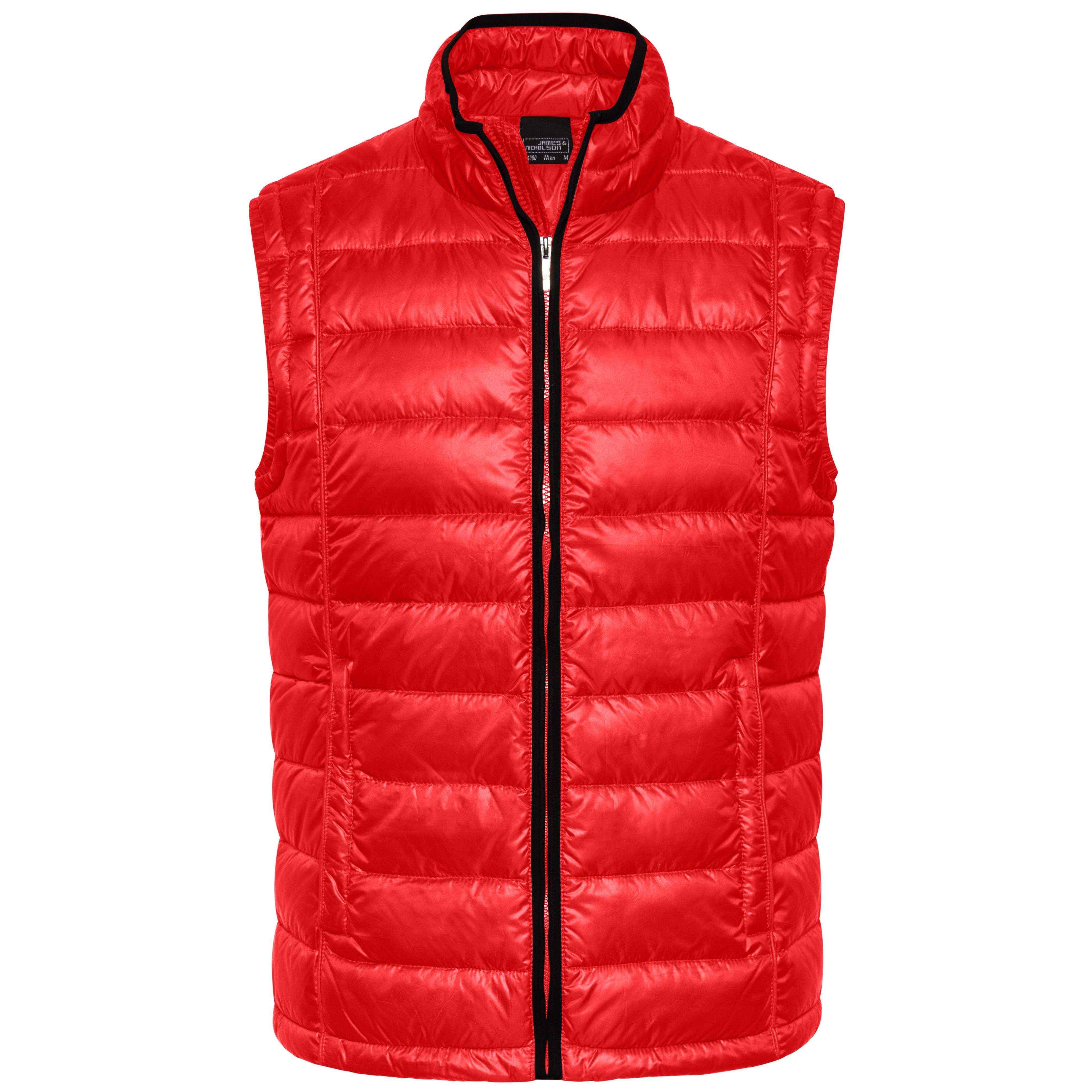 Men´s Quilted Down Vest